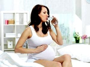 Что можно пить беременной и сколько
