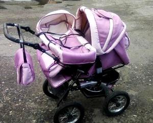 Что нужно знать при покупке коляски бывшего употребления.