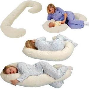 Что такое подушка для кормления, какие виды существуют, как её выбирать.