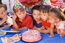 День рождения малыша: как отпраздновать?