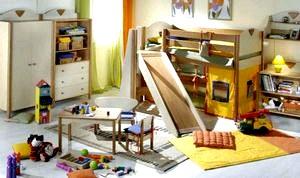 Детская мебель для игр. Что нужно учитывать при покупке