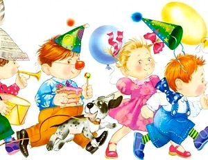 Детские игры на Новый год