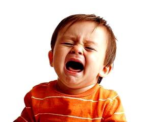 Детские капризы или почему ребенок капризничает