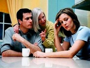 Еще одна мама? Взаимоотношения между невесткой и свекровью.