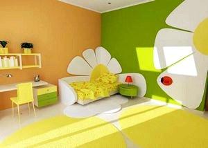 Фэн-шуй и комната ребенка.