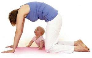 Как быстро восстановиться после родов?