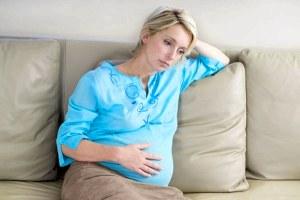 Как выявить замершую беременность?