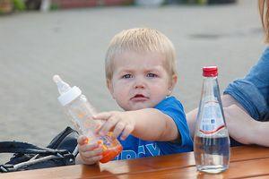 Как вытащить занозу у ребенка