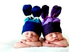 Как запланировать двойняшек