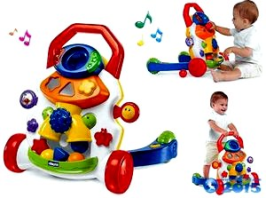 Какая игрушка подойдет ребенку?