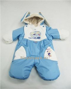 Комбинезоны для новорожденных. Комбинезон трансформер для новорожденных