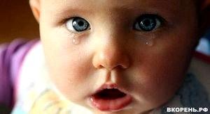 Мальчики не плачут или как справиться со слезами сына.