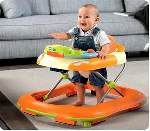 Нужны ли ребенку прыгунки и ходунки?