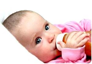 Прикорм и развитие вкуса у ребенка