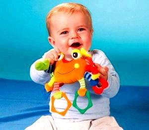 Развитие ребенка 10 11 месяцев