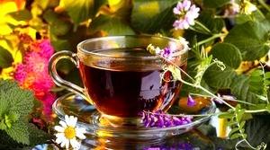 Травяные чаи и настойки