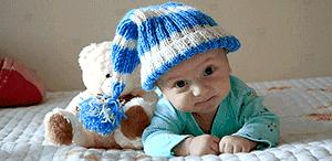 У малыша большой живот: стоит ли бить тревогу?