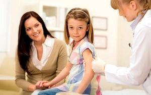 Все о вакцинации для дошкольников